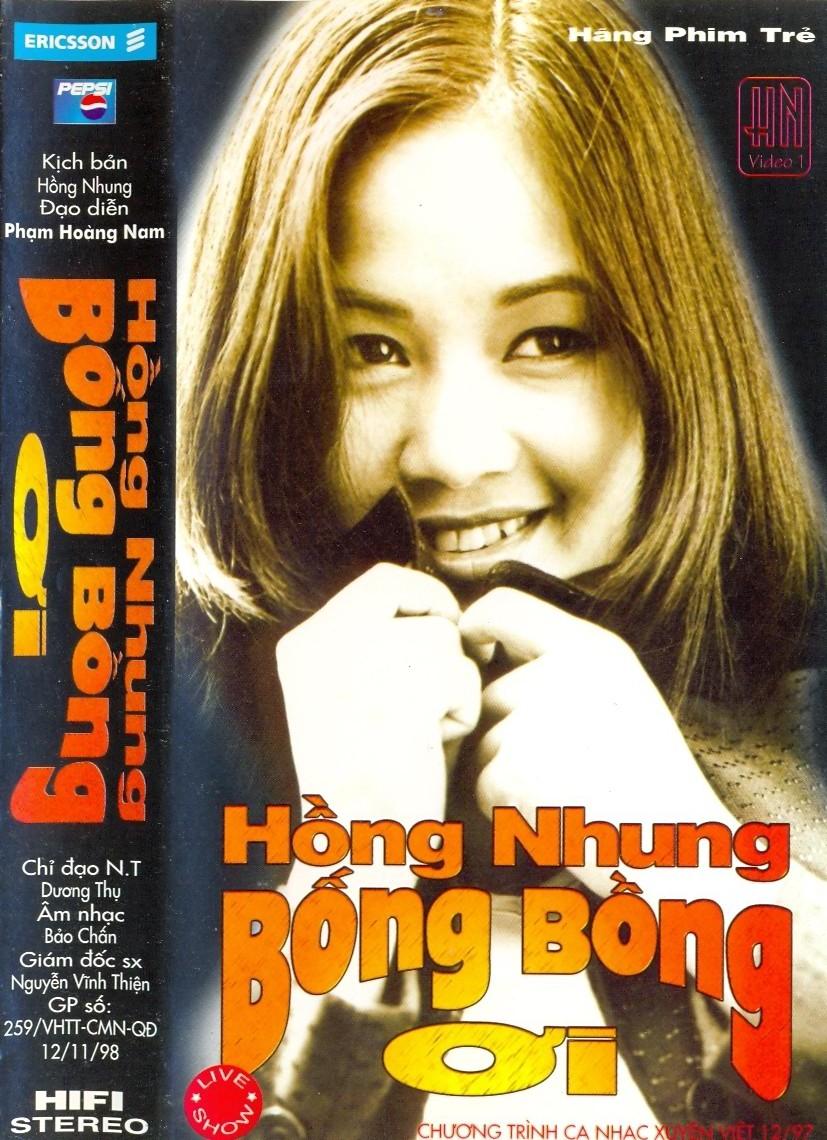 LiveShow Hồng Nhung - Bống Bồng ơi - DVD5 - ISO